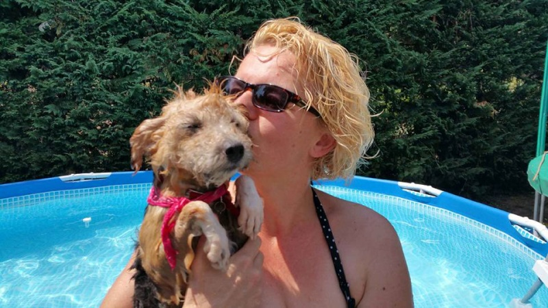 Nicole ,une petite chose à l'adoption !! Adoptée  - Page 2 Nicole13
