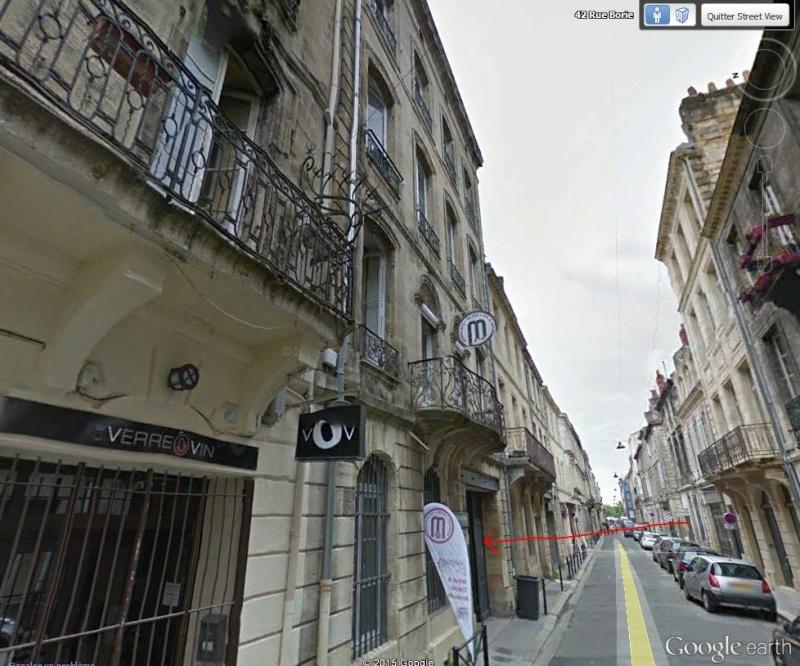 Les gros abris de défense passive à Bordeaux / CHARTRONS 41_rue10
