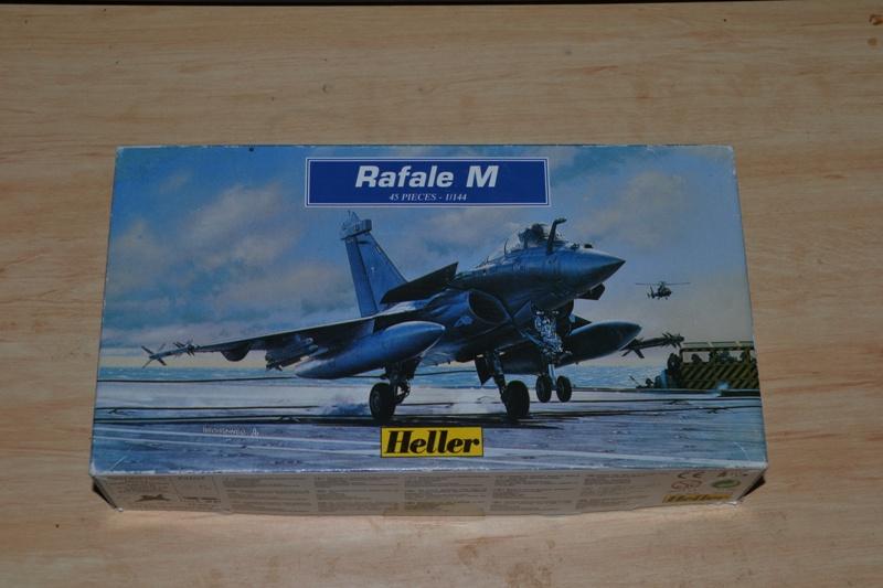 DASSAULT RAFALE C 1/144ème Réf 79908 0010