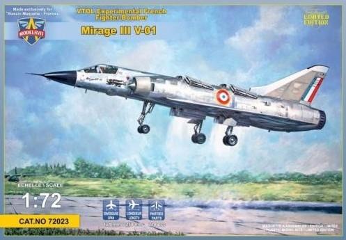 Nouveautés MODELSVIT  Mirage11