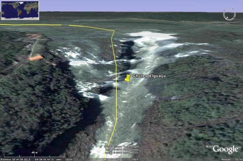 Chutes d'Iguaçu - Argentine / Brésil Chutes11