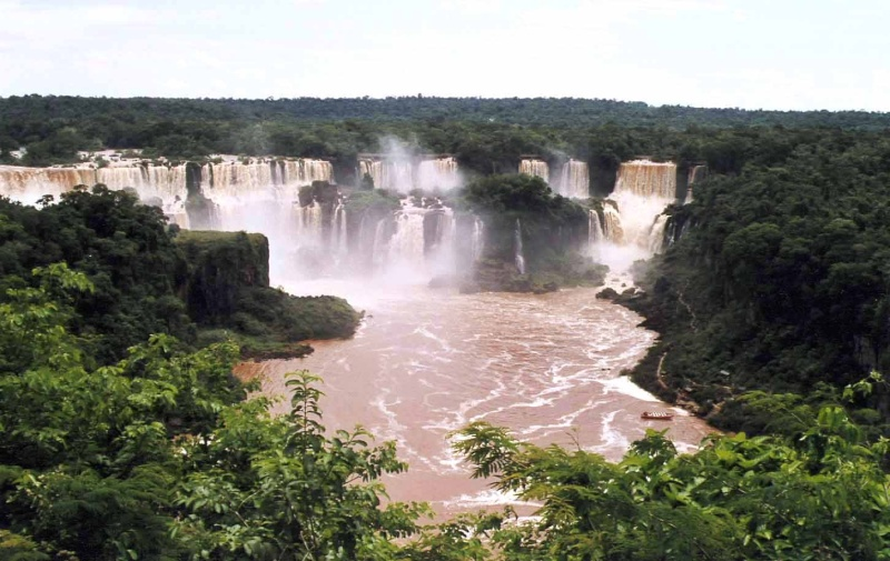 Chutes d'Iguaçu - Argentine / Brésil Chutes12