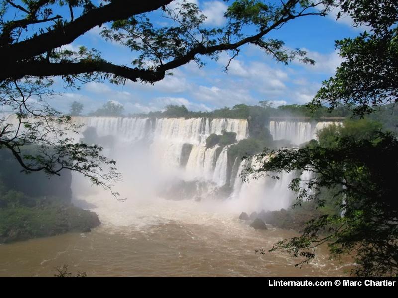 Chutes d'Iguaçu - Argentine / Brésil Chutes13