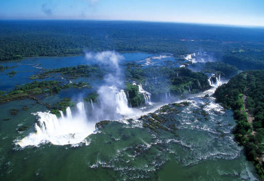 Chutes d'Iguaçu - Argentine / Brésil Chutes15