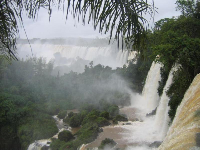 Chutes d'Iguaçu - Argentine / Brésil Chutes17