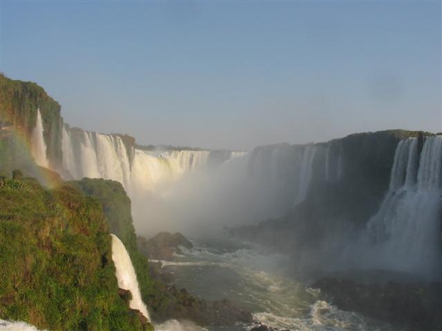 Chutes d'Iguaçu - Argentine / Brésil Chutes18