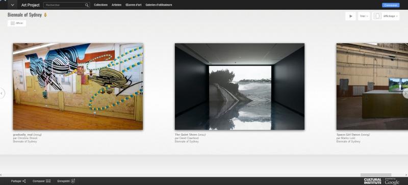 STREET VIEW : les musées en visite virtuelle - Page 7 Sans_156