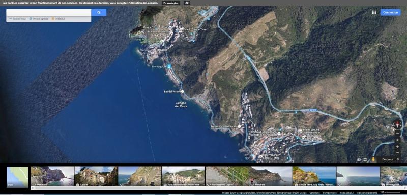 Parc naturel régional de Portovenere, Cinque Terre - Italie Sans_t12