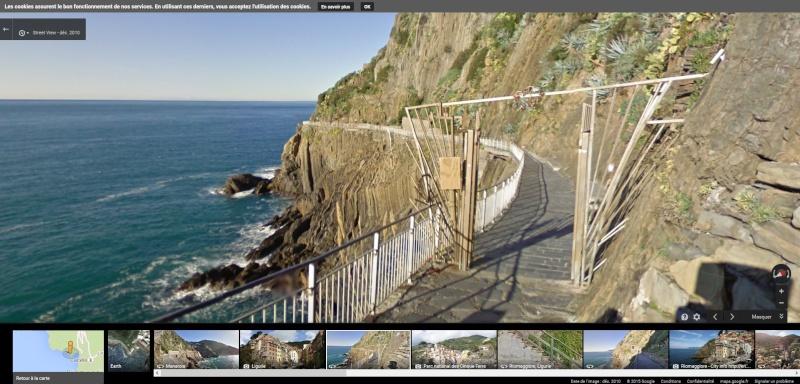 Parc naturel régional de Portovenere, Cinque Terre - Italie Sans_t13
