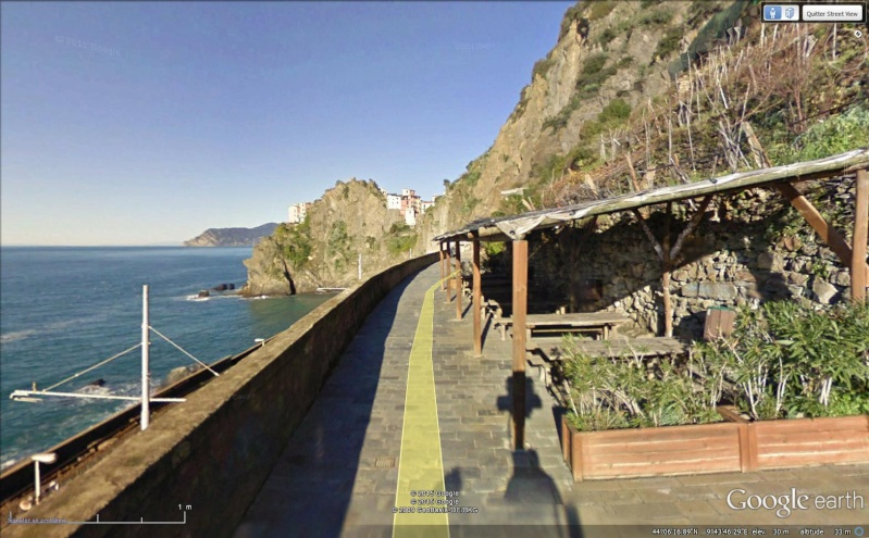 Parc naturel régional de Portovenere, Cinque Terre - Italie Sans_t17