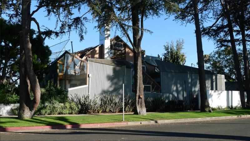 Les réalisations architecturales de Frank Gehry Sans_t41