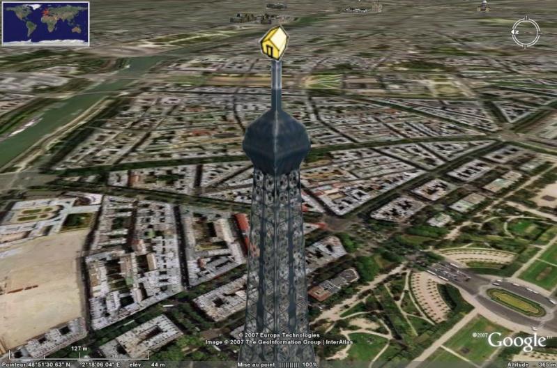 Bâtiments 3D avec textures - PARIS et Région parisienne [Sketchup] - Page 2 Tour_e10