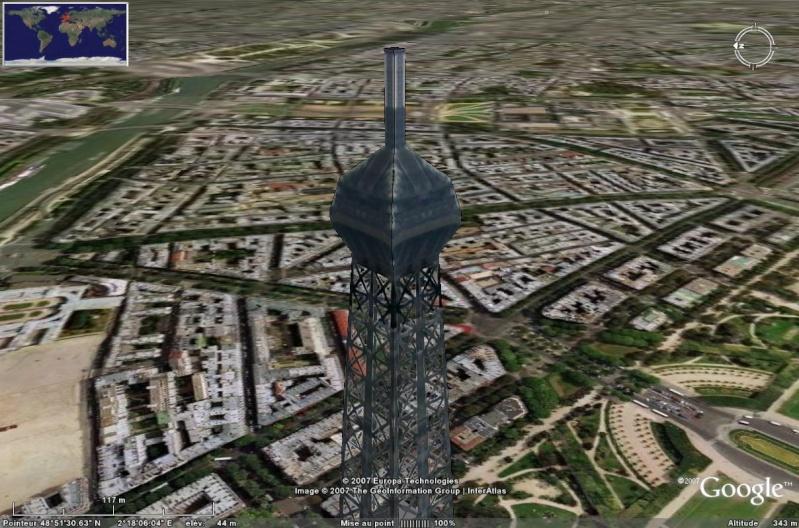 Bâtiments 3D avec textures - PARIS et Région parisienne [Sketchup] - Page 2 Tour_e14