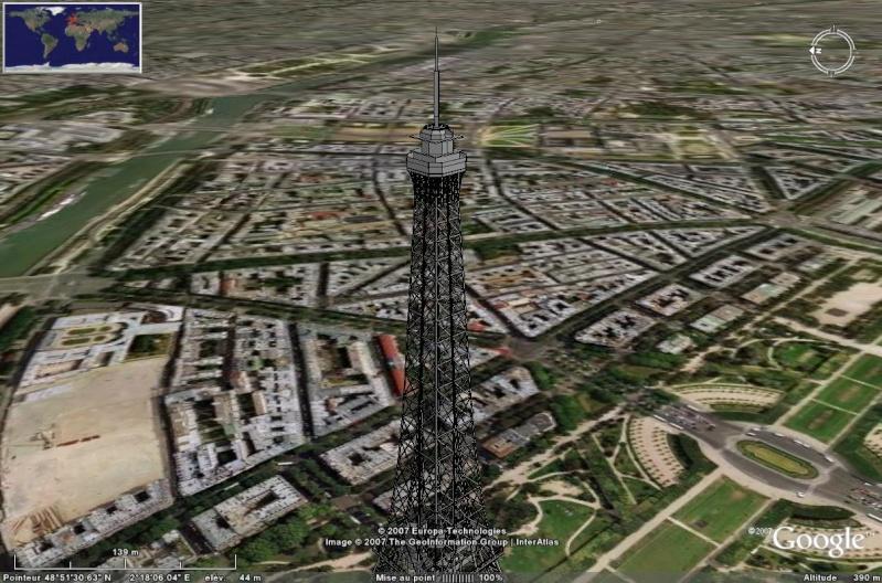 Bâtiments 3D avec textures - PARIS et Région parisienne [Sketchup] - Page 2 Tour_e15