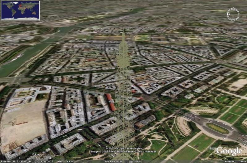 Bâtiments 3D avec textures - PARIS et Région parisienne [Sketchup] - Page 2 Tour_e16