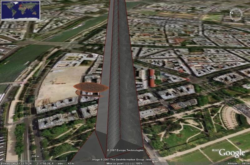 Bâtiments 3D avec textures - PARIS et Région parisienne [Sketchup] - Page 2 Tour_e20