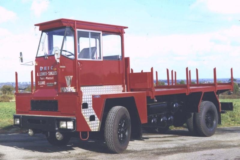 Les camions porte-fer 1110