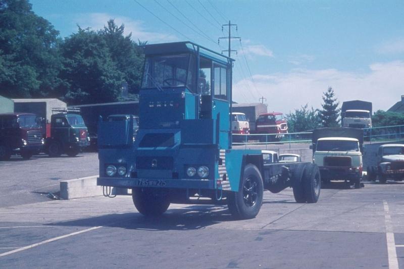 Les camions porte-fer 116