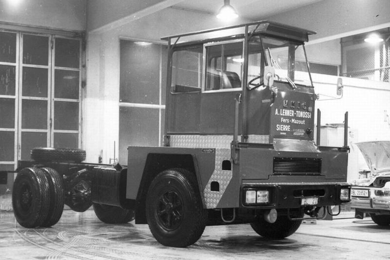 Les camions porte-fer 1311