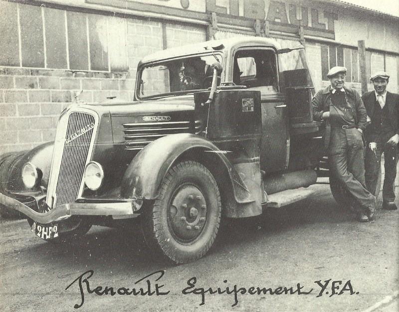 Pub et catalogues RENAULT....les camions 222