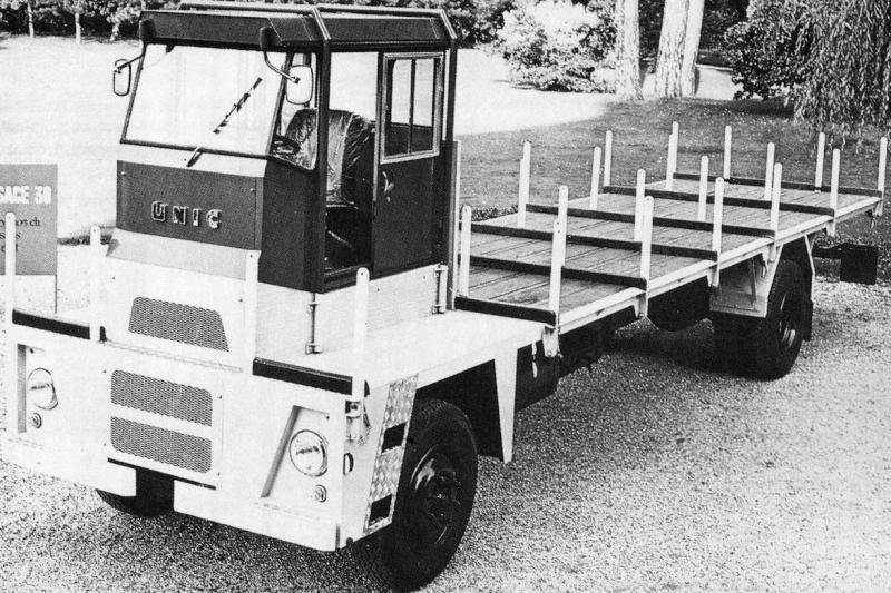 Les camions porte-fer 2610
