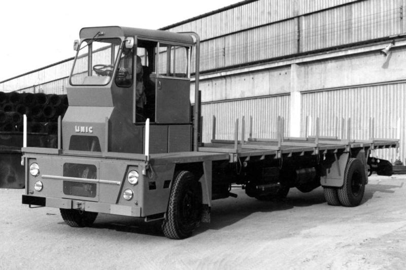 Les camions porte-fer 2710