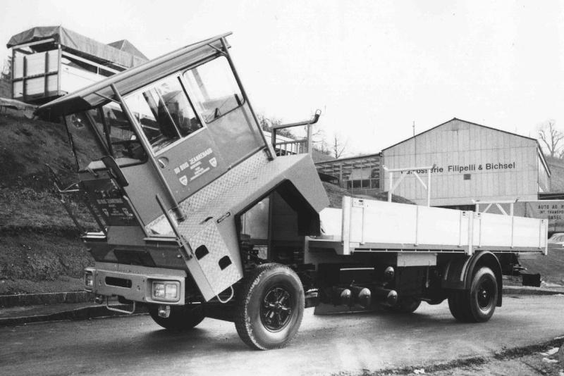 Les camions porte-fer 3410
