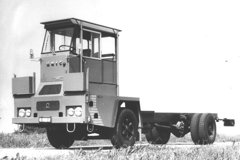 Les camions porte-fer 416