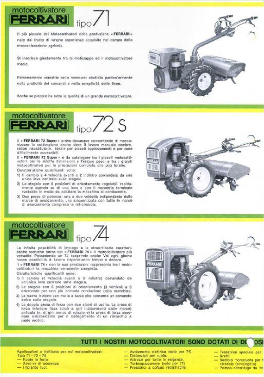 Ferrari 71DI 428