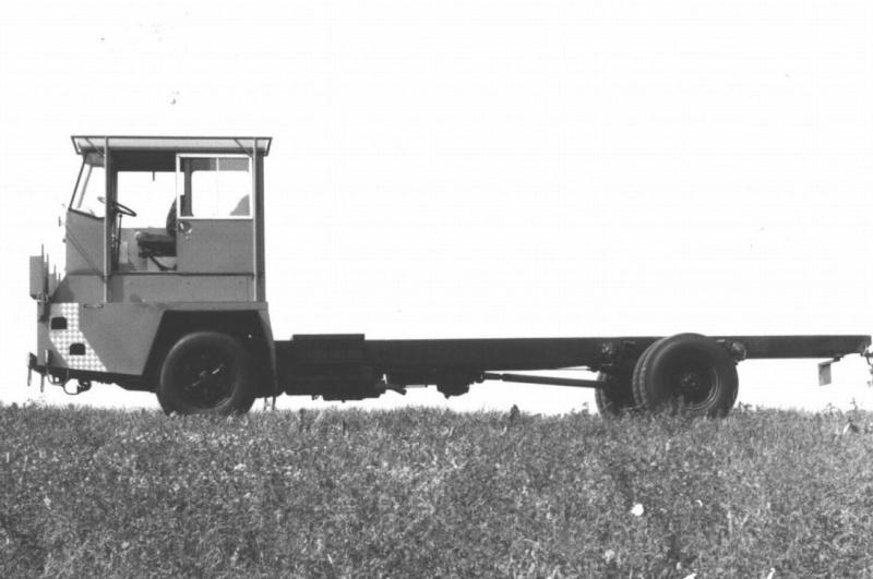 Les camions porte-fer 513