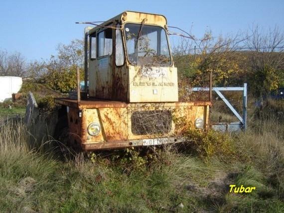 Les camions porte-fer Captu332