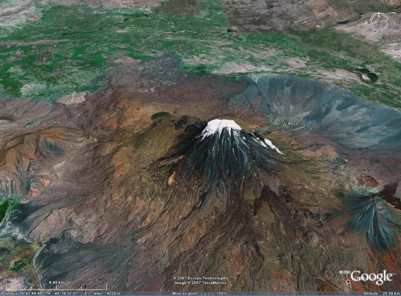 Arche de Noé, Mont Ararat - Turquie Arara10