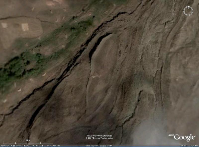 Arche de Noé, Mont Ararat - Turquie Arche10