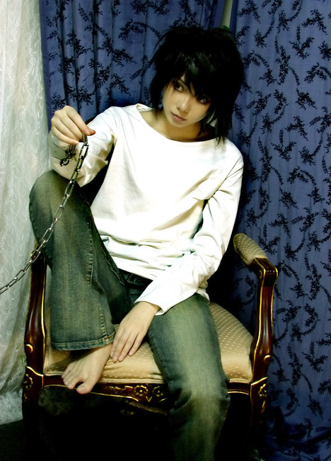 Cosplay Death Note L10