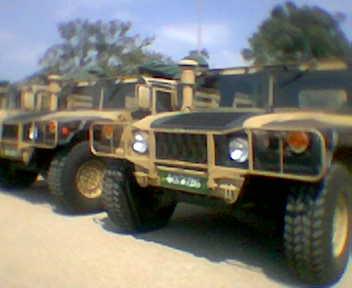 HMMWV et HMMWV Marine Armor Kit (MAK)  - Page 2 Hamer_10