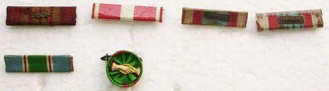Médailles diverses  Barret12