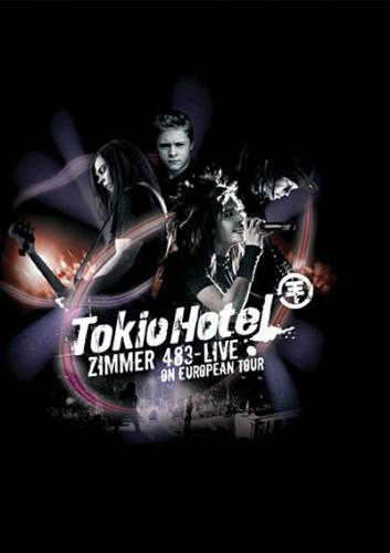 [DVD] Zimmer 483 Live on European tour 11410