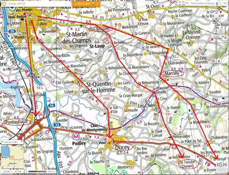 Combats au sud de Avranches Sylune10