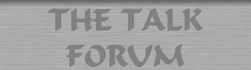 The Talk Forum