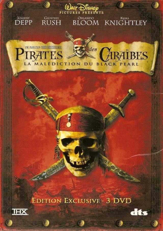 Pirates of the Caribbean (Trilogie) Pirate10