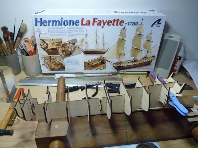 L'Hermione   au 1/89 èmè       A Latina Maquet11