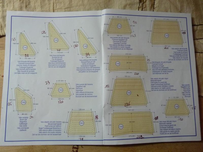 Frégate Hermione (Artesania Latina 1/89°) par NoNo la novice - Page 23 P1130710