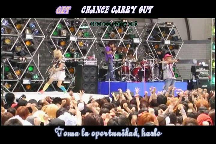 An Cafe - Go!! Go!! Go!! Live Cafe 2006 Bscap011
