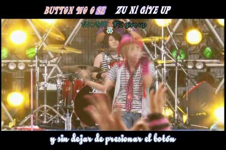 An Cafe - Go!! Go!! Go!! Live Cafe 2006 Bscap012