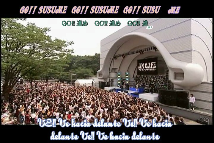 An Cafe - Go!! Go!! Go!! Live Cafe 2006 Bscap013