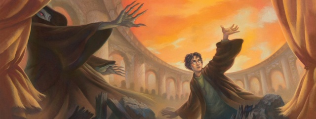 HARRY POTTER AND THE DEATHLY HALLOWS Book7u11