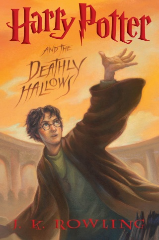 HARRY POTTER AND THE DEATHLY HALLOWS Book7u13