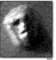 Le visage de Mars 84755810