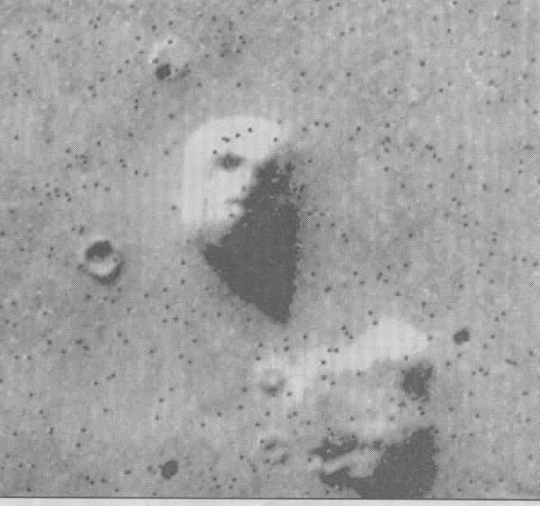 Le visage de Mars Face0210