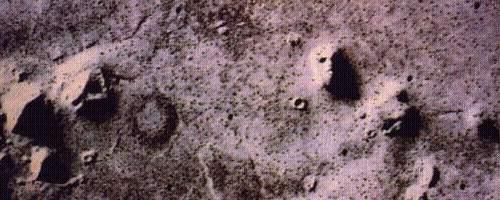 Le visage de Mars Face0610